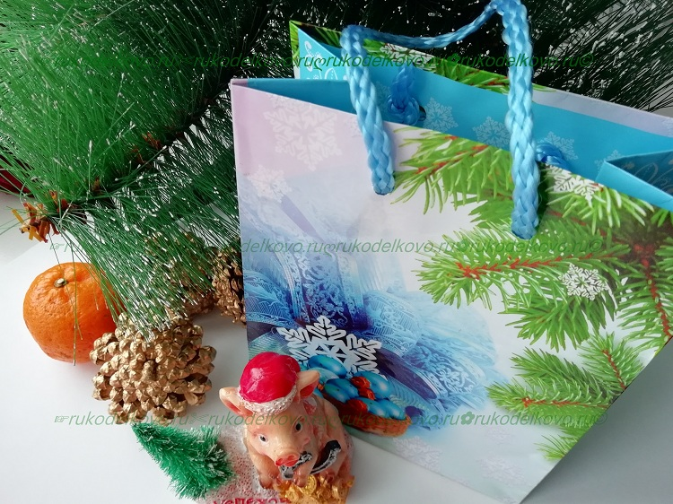 новый год подарки